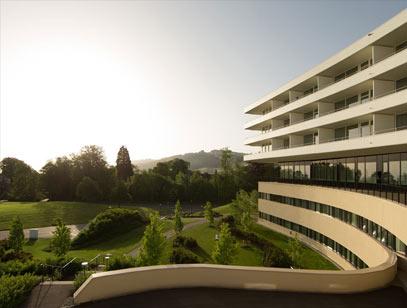 Oberwaid - Kurhaus & Medical Center, St. Gallen